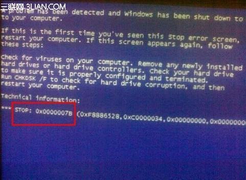 Lenovo G470无法进入系统,或启动中报错的解决方案